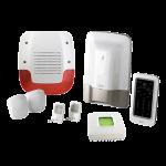 Pack alarme sans fil avec box domotique Tydom 1.0